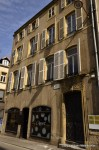 Paul Verlaine's Birthplace  Metz