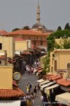 Sokratous St, Rhodes