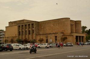 Municipal Theatre, Rhodes