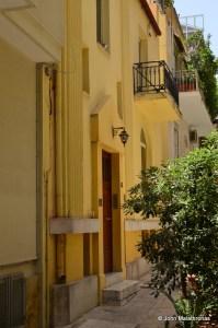 Achaiou Street, Kolonaki