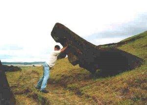restore moai