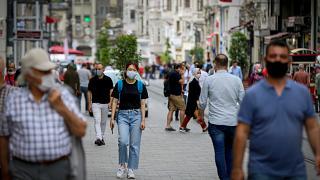 Malatya'da Maske Takmayana Ceza Yağdı
