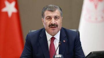 Sağlık Bakanı Koca: Artışlar Belli Bölgelerde Yoğunlaşıyor