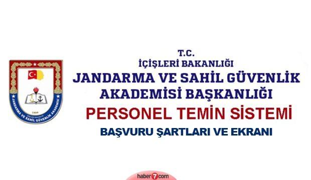 Jandarma ve Sahil Güvenlik Akademisi Başvuruları Başladı: İşte Detaylar!