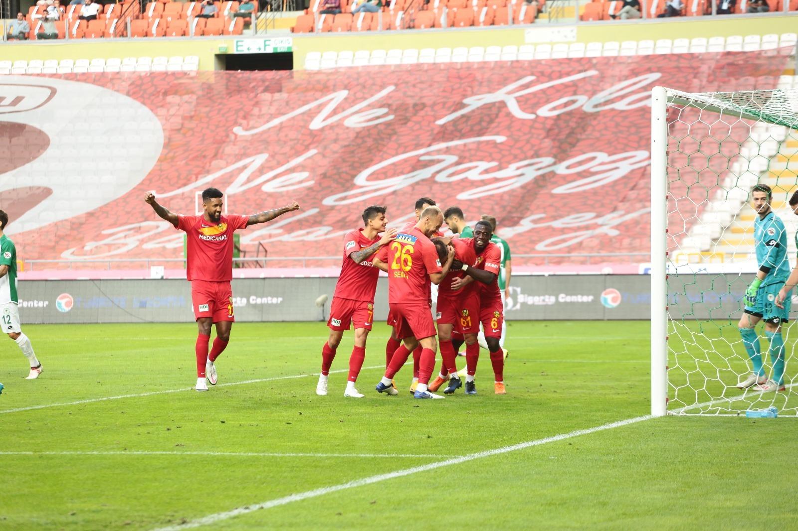 İH Konyaspor maç sonu açıklamaları