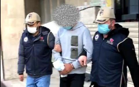 İki Suriye Uyruklu YPG Üyesi Kıskıvrak Yakalandı