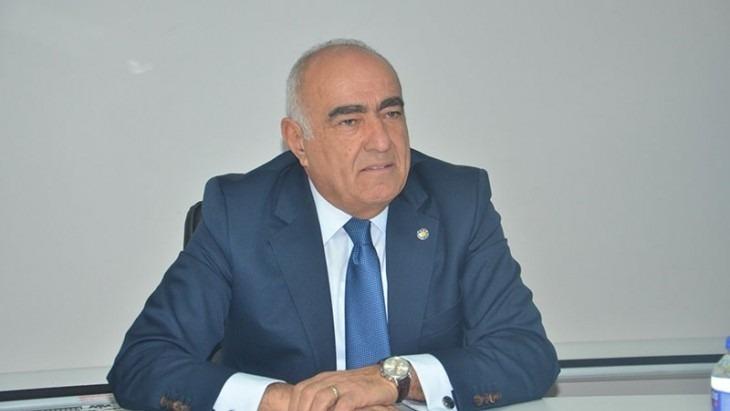 """İYİ Parti İl Başkanı Sarıbaş'da Vali Baruş'a sorular""""Burnumuza Pis Kokular Geliyor """""""