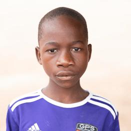Ganizani H (12 Yr Old, Boy)