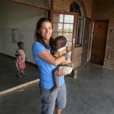Karen Hirsh (Board member - Orphan Support)