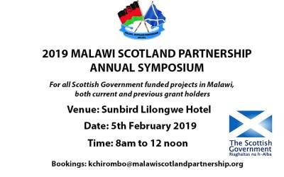 2019 MaSP Annual Symposium for Scottish Government Grant Holders