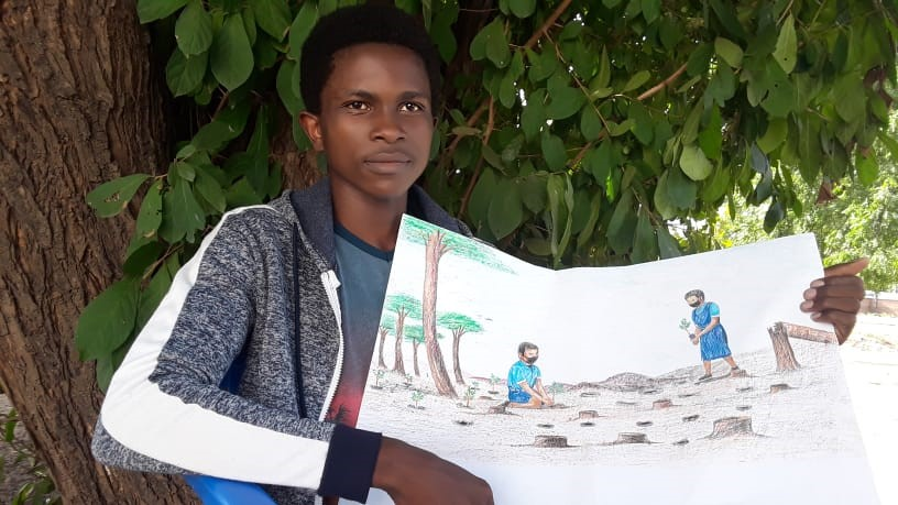 """COMMUNITY FORUM ORGANISTION LAUNCHES """"Using Art to Protect Environment"""""""