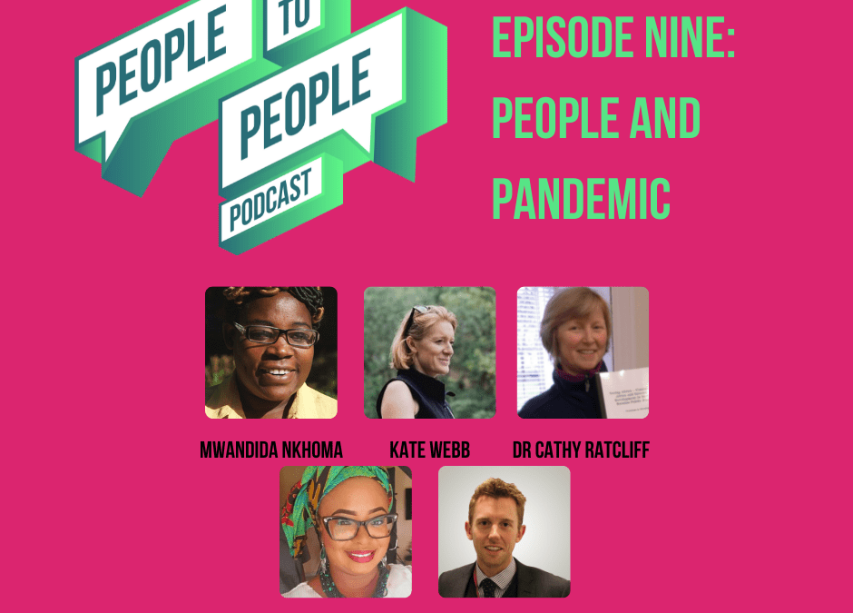 People to People Podcast – People and Pandemic
