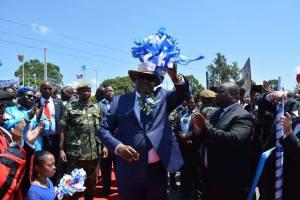 Mutharika; ine ndilibe pulobulemu