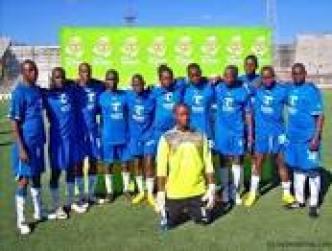 Blue Eagles Sink Epac FC