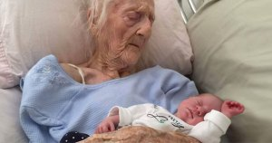 gave birth at 101 years of age