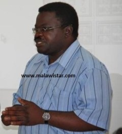 will lobby for equal development opportunities; Amos