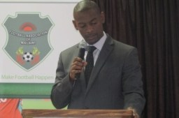 Nyamilandu: making the announcement