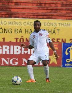 Nyirenda scored the leading goal