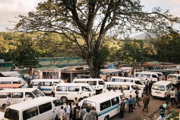 Minibus Operators: Reporting Corrupt Traffic Police