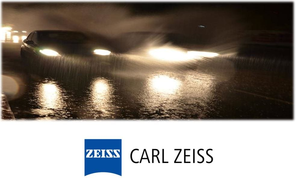 Carl Zeiss Drive Safe Night Vision Raining 1