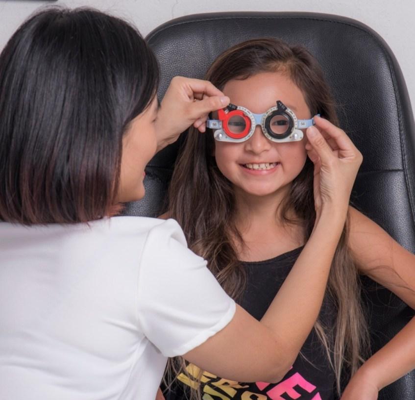 Children Optometrist