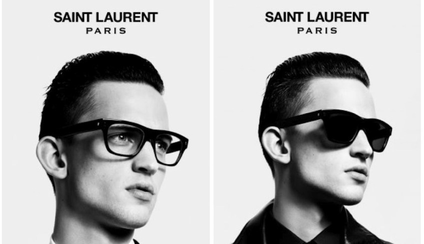 Saint Laurent Eyewear for men
