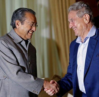 Soros-Mahathir