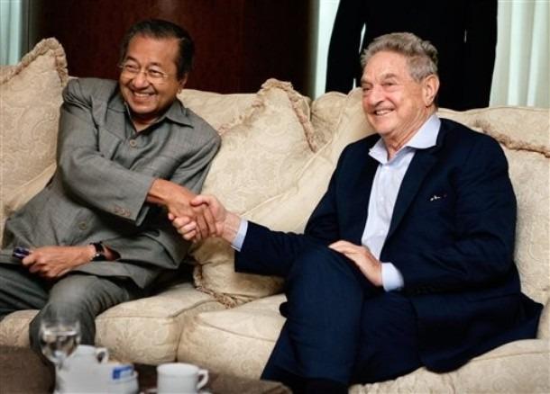 Soros-Mahathir1