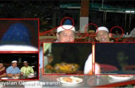 SMK Gurun Multiple Ghost Apparitions During the Fasting Month