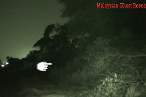 Full Body Ghost Apparition