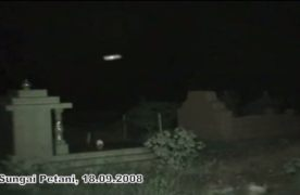 travelling motion of ghost orb.