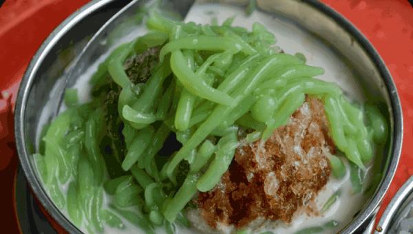 Malaysian Dessert Cendol