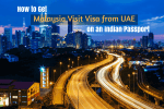 Malaysia visa for South Africa passport
