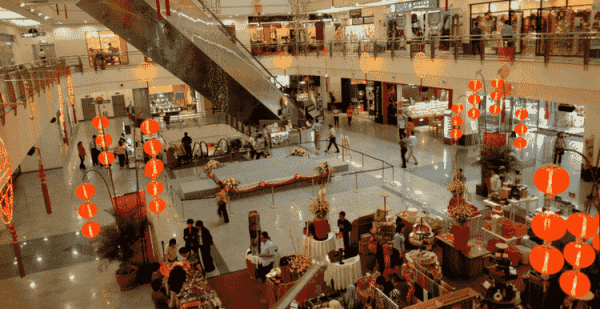 Shopping in Malaysia