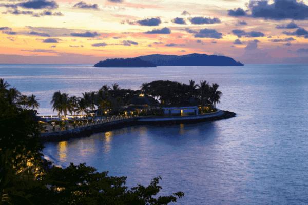 Shangri-La's Tanjung Aru Resort & Spa in Malaysia