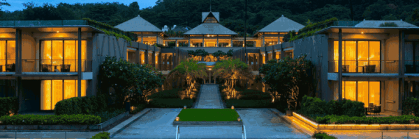 Mulu Marriot Resort & Spa, Borneo
