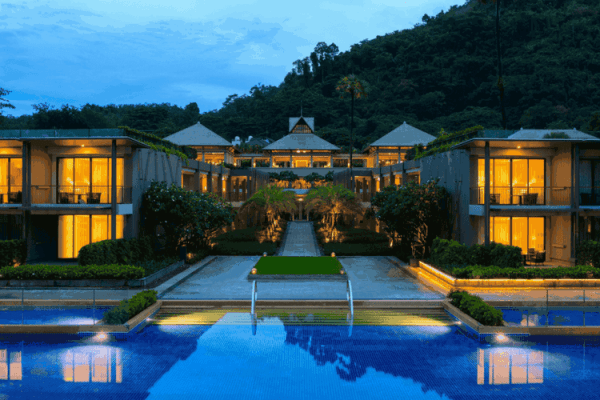 Mulu Marriot Resort & Spa, Borneo
