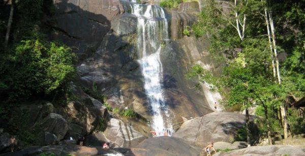 Telaga Tujuh Waterfalls, Kedah