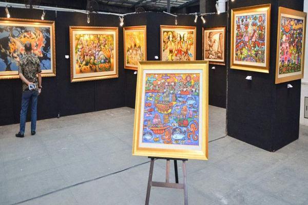 Batik Painting Museum