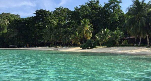 Tenggol island malaysia