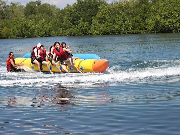 water sports in kota kinabalu