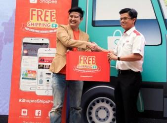 Shopee Free Shipping Image B