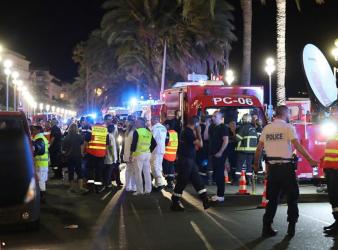 Nice, France terror