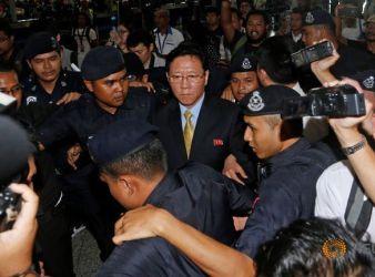 North korea took malaysian diplomats hostages