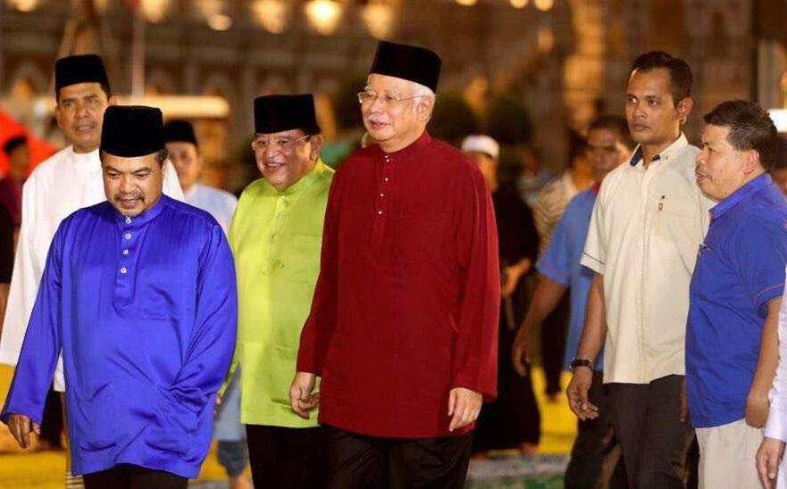 Dato Najib tun Razak malaysoa prime minister