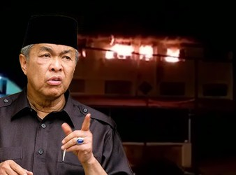 DPM Ahmad Zahid TAHFIS SCHOOL IS NOT RESITERED
