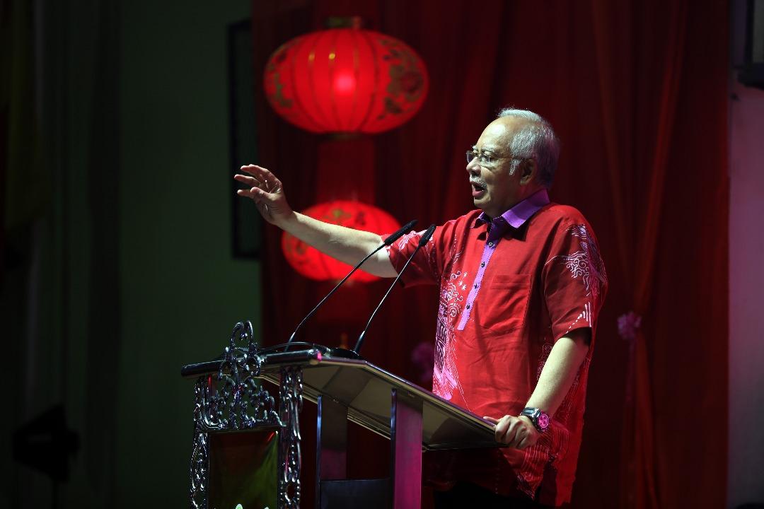 PM Najib. Pic NR