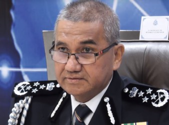 Inspector General of Police Mohamed Fuzi Harun2