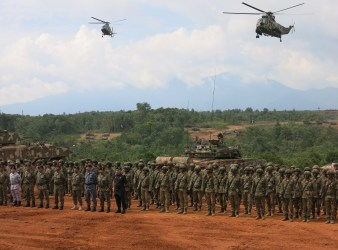 malaysia armed forces