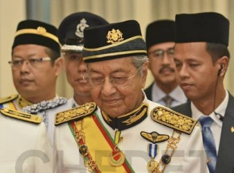 prime minister of malaysia dr mahathir